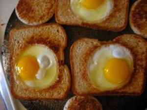 fall eggs