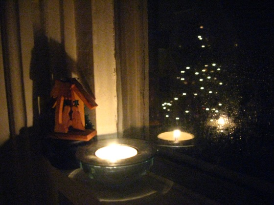 peaceful advent