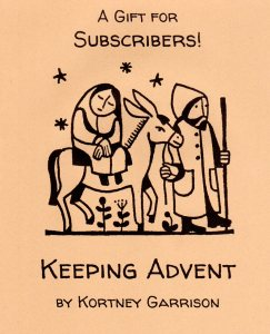 Keeping Advent Book