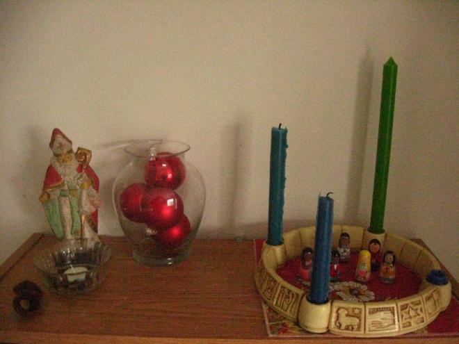 St Nicholas Altar
